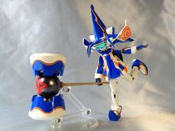 2012.5月5日完成 Virtual On 1_100 TG-11-M Garayaka.. Hammer Special.jpg