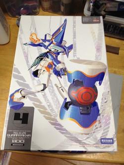 2012.5月5日完成 Virtual On 1_100 TG-11-M Garayaka Hammer Special....jpg