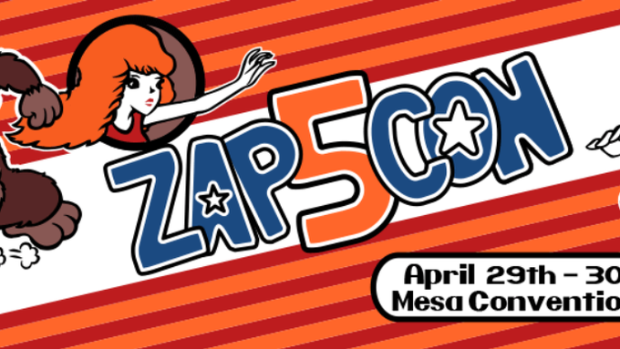 ZAPCON 5 is COMING! VO-MC will Mix-It-Up This Year!