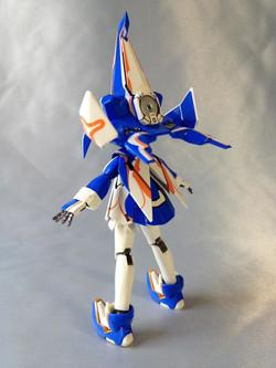 2012.5月5日完成 Virtual On 1_100 TG-11-M Garayaka Hammer Special..jpg