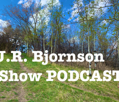 WHY J.R. BJORNSON PERFORMS STAND UP COMEDY AND HOW BEING BLIND MAKES IT ALL THAT MUCH BETTER PODCAST