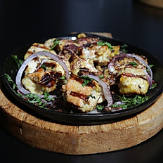 Barbecue Chicken Kabab