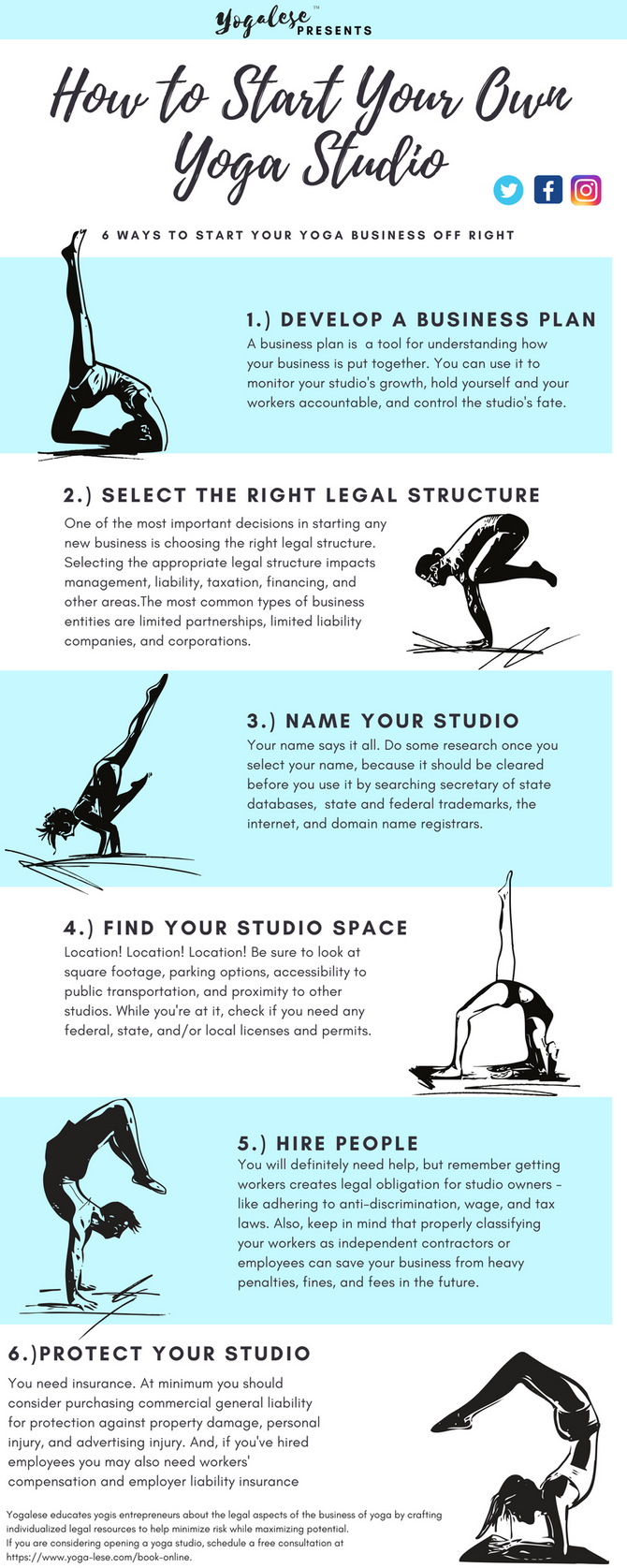 How to Start Your Own Yoga Studio