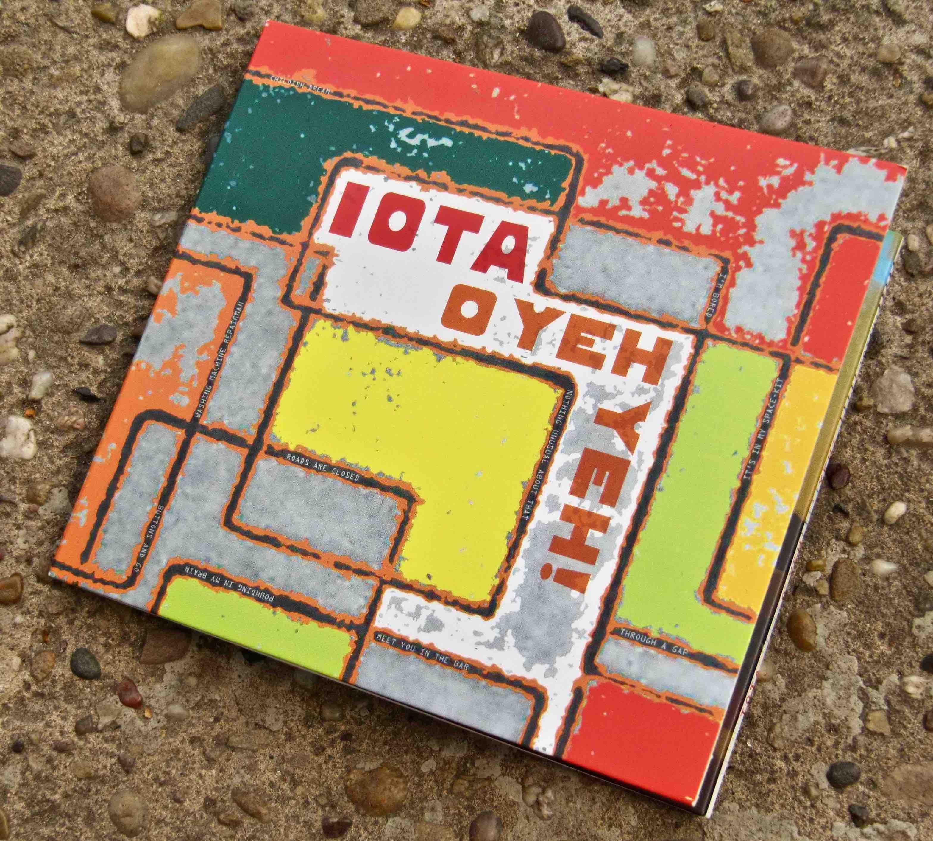 IOTA LP front