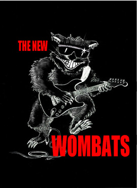 The New Wombats Black
