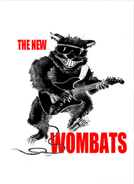 The New Wombats White