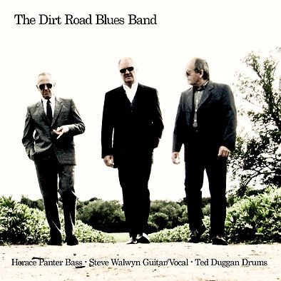 The Dirt Road Blues Band photoshoot