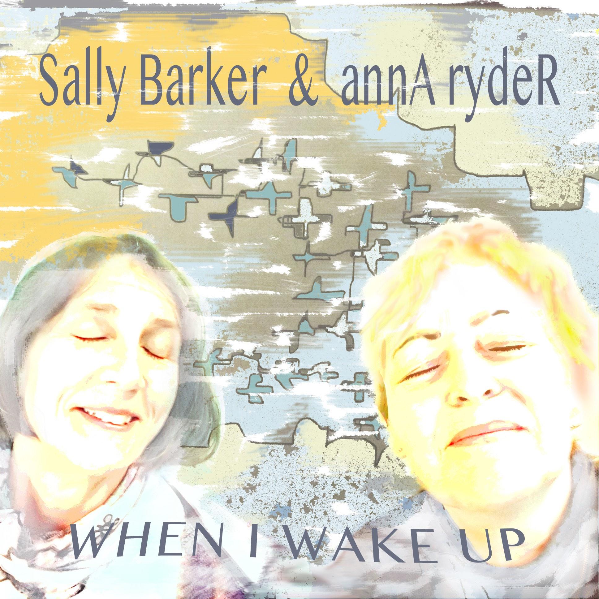 Sally Barker & Anna Ryder: LP front