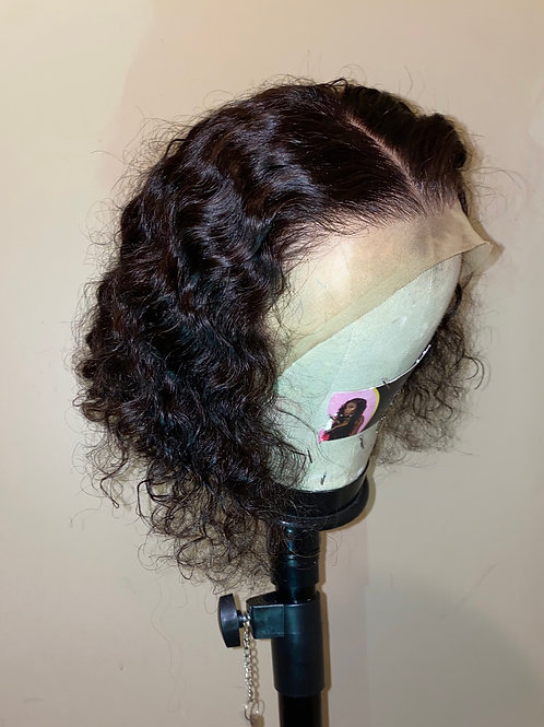 """10""""Deep Wave 13x4 Frontal Wig"""