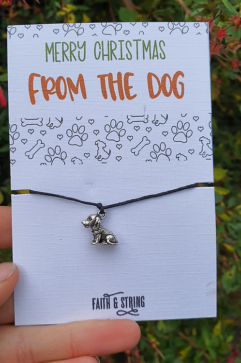 """From the Dog"" Bracelet"