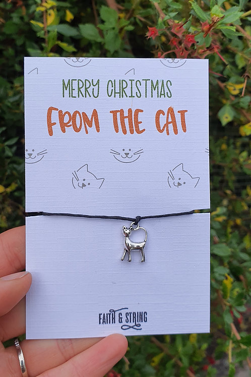 """From the Cat"" Bracelet"