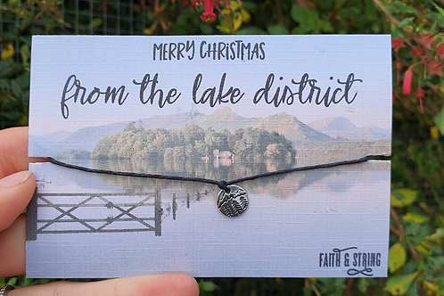 """From the Lake District"" Bracelet"
