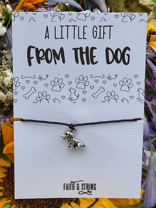 Gift from the Dog Bracelet