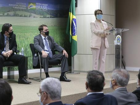 Lançado o Titula Brasil. Programa permite aos municípios regularizar terras em áreas da União