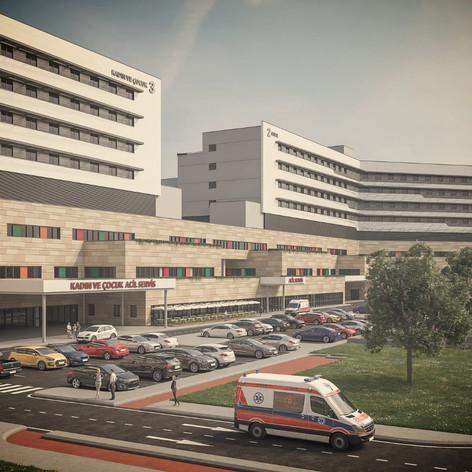 Bursa Entegre Sağlık Kampüsü
