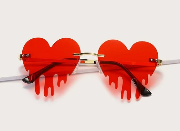 V1 Heart Sunglasses