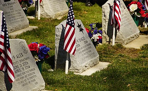 Grave Sights with Flags.jpg