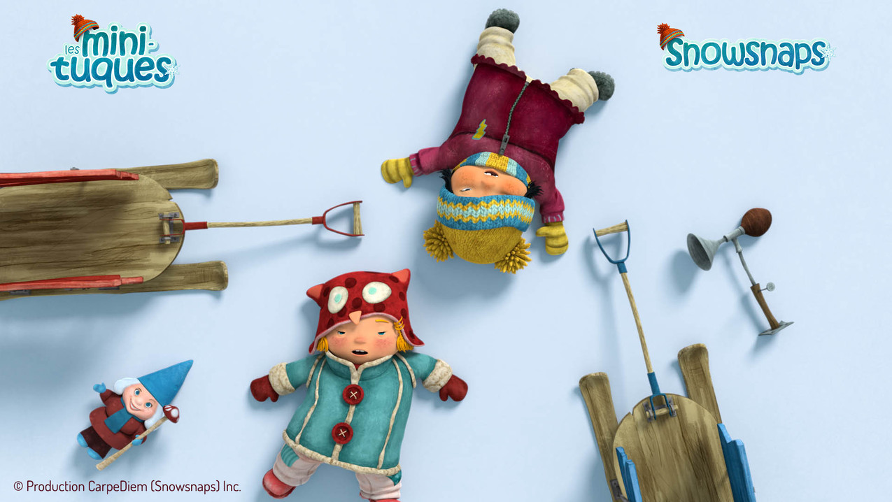 Snowsnaps – Les Mini-Tuques