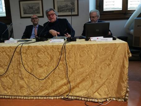 Convegno U.C.E.E. & Consiglio Regionale della Toscana