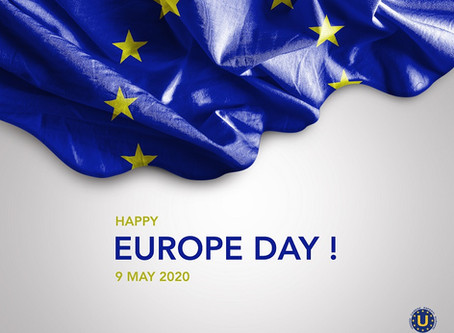The Union Of European Experts Chambers wishes a happy Europe Day 2020!