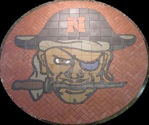 Nutley School Paver Logo