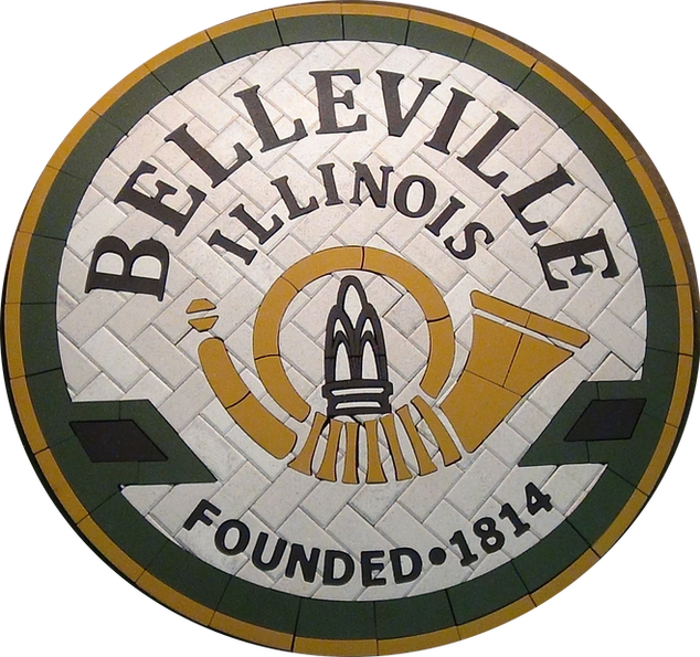 Belleville Illinois Town Seal