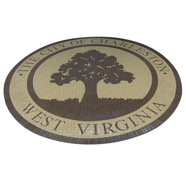 Charleston West Virgina Town Seal