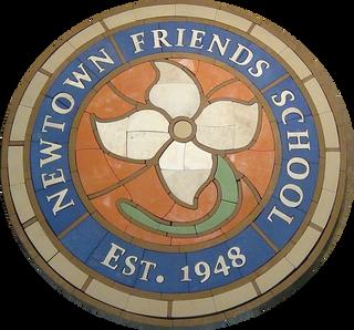 Newtown Friends School Paver Logo