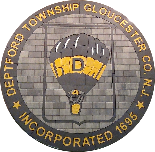 Deptford Township Town Seal