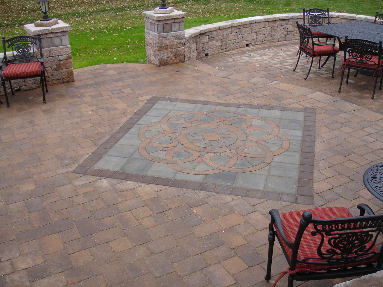 Rotunda Paver Kit