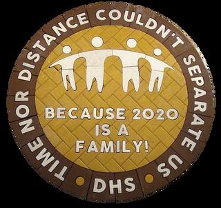 Delran High School Paver Logo 2020