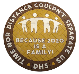 Delran High School Paver Logo 2020