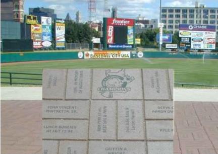 Frontier Field in Rochester NJ