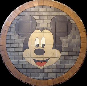 Mickey Circle- SKU:  PC002