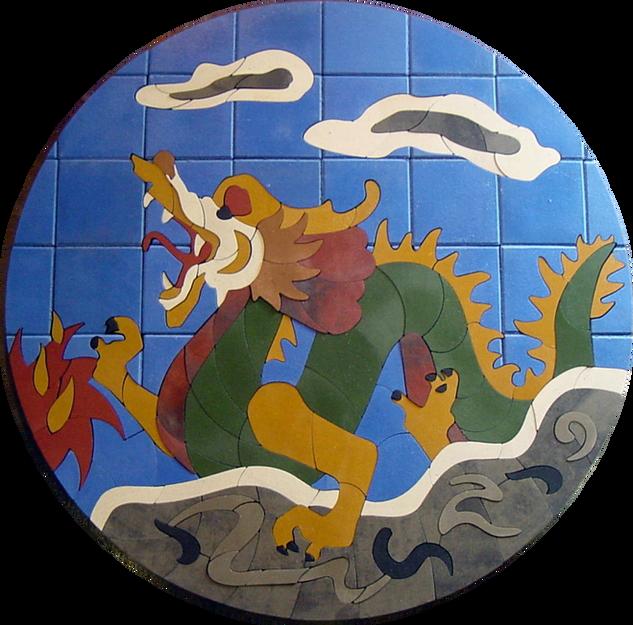 Dragon at Sea - SKU:  DAS 001