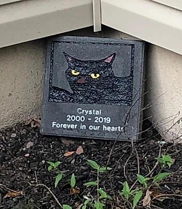 Pet Engraved Memorial Stones