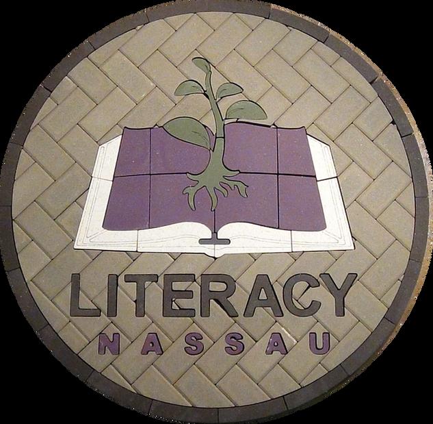 Literacy Nassau Logo