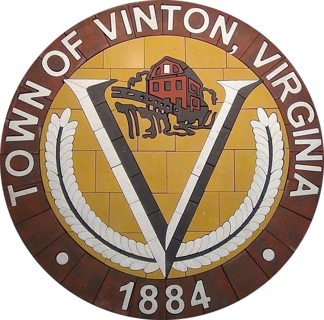Town of Vinton Virgina - Town Seal