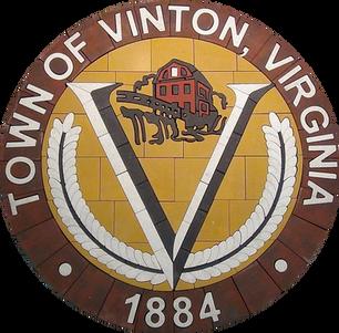Town of Vinton Virgina - Town Seal