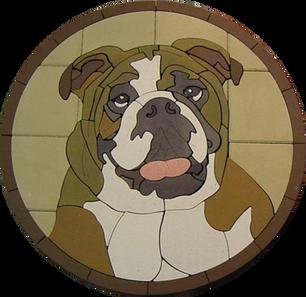 Bulldog - SKU:  PC006