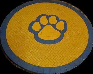 Pequannock High School Paver Logo