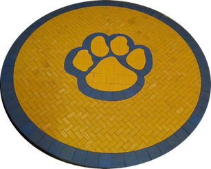 Pequannock High School Paver Logo