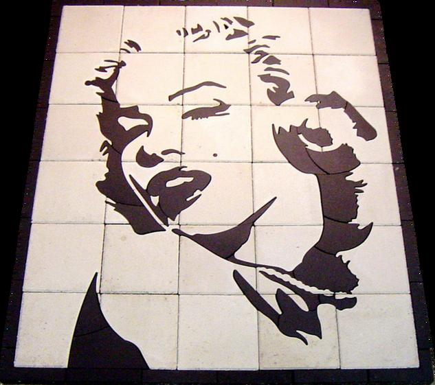 Marilyn Monroe- SKU:  PC007