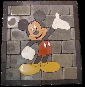 Mickey Square - SKU:  PC011