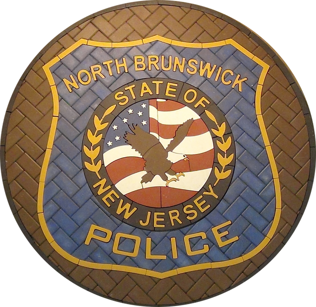 North Brunswick Police Badge