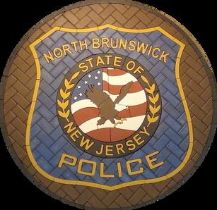 North Brunswick Police Badge