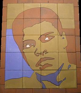 Muhammad Ali- SKU:  PC010