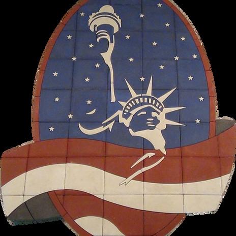 Lady Liberty Wave - SKU:  PT002