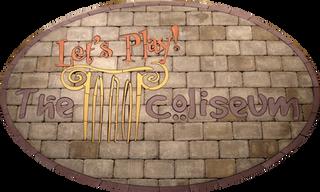 Let's Play...The Coliseum