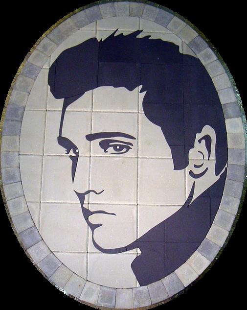 Elvis - SKU:  PC004